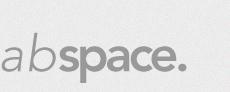 abspace. Logo